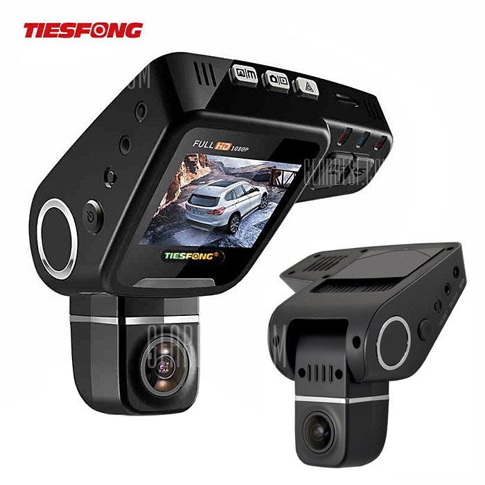 TIESFONG C10S 1080P FHD 170 grados DVR coche