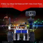STM32 de doble rueda Video Coche Auto-equilibrado Robot