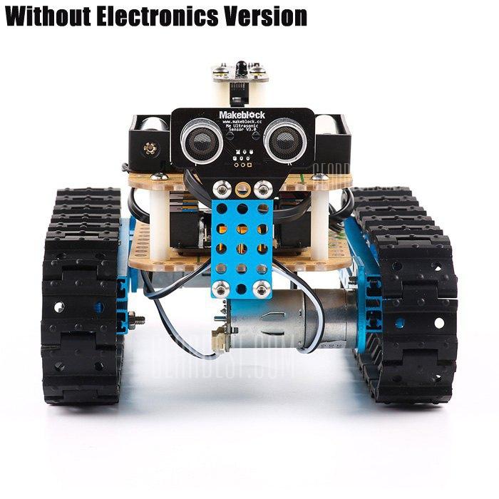2 en 1 Makeblock DIY Robot Kit para coche