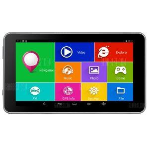Un TiaiwaiT50-16GB-AVIN Android 4.4.2 7.0 pulgadas de navegacion GPS de coche