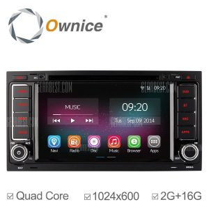 C200: Ownice OL - 7903B Android 4.4.2 7.0 coche DVD GPS Reproductor multimedia
