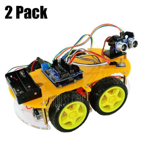 Pack de 2 RT0006 Kit de coche Bluetooth