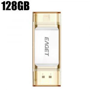EAGET I60 128GB USB 3.0 Flash Drive OTG