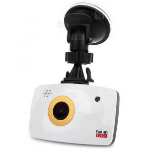 RH - Q5 de 2,7 pulgadas de doble lente grabadora DVR coche