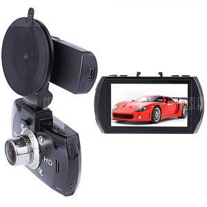B47FS - X 1296P HD super coche DVR GPS 170 grados