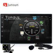 Junsun R167S Android 4.4 7.0 pulgadas Reproductor multimedia de DVD para el coche