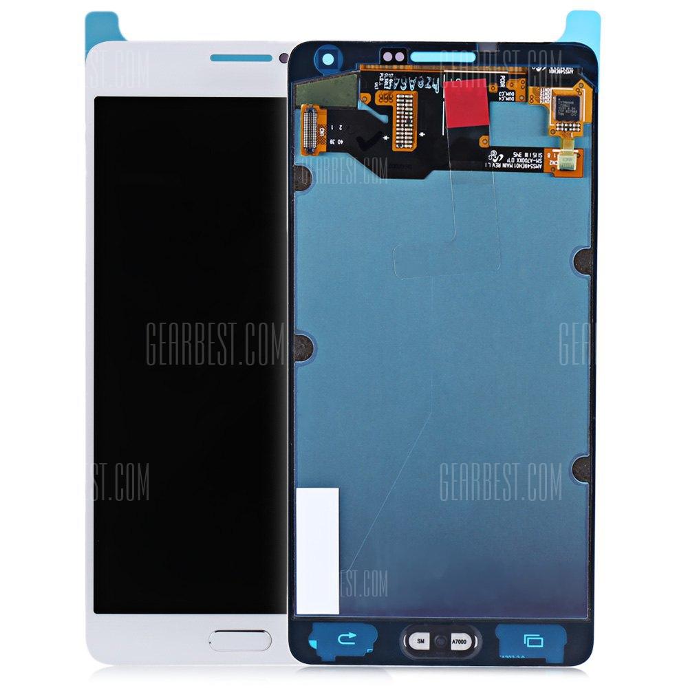 Digitalizador de pantalla LCD Bastidor para Samsung Galaxy A7
