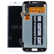 Digitalizador de pantalla LCD Bastidor para Samsung Galaxy S6 Borde G925F