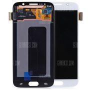 Digitalizador de pantalla LCD Bastidor para Samsung Galaxy S6