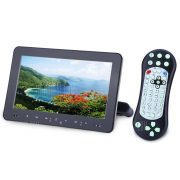 XD9909 9 pulgadas pantalla LCD de 800 x 480 Coche Backseat Reproductor DVD