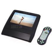 XD9908 9 pulgadas pantalla LCD de 800 x 480 coche reproductor de DVD