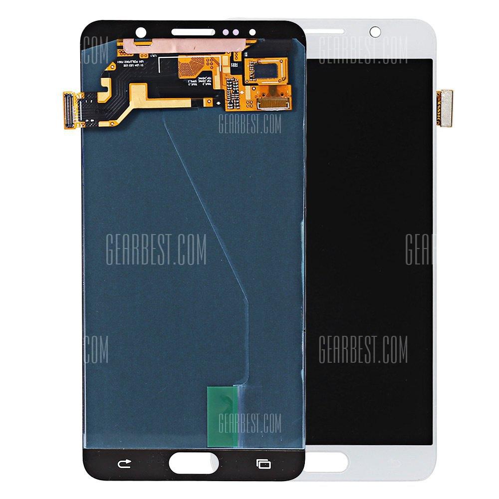 Digitalizador de pantalla LCD Bastidor para Samsung Galaxy Nota 5.