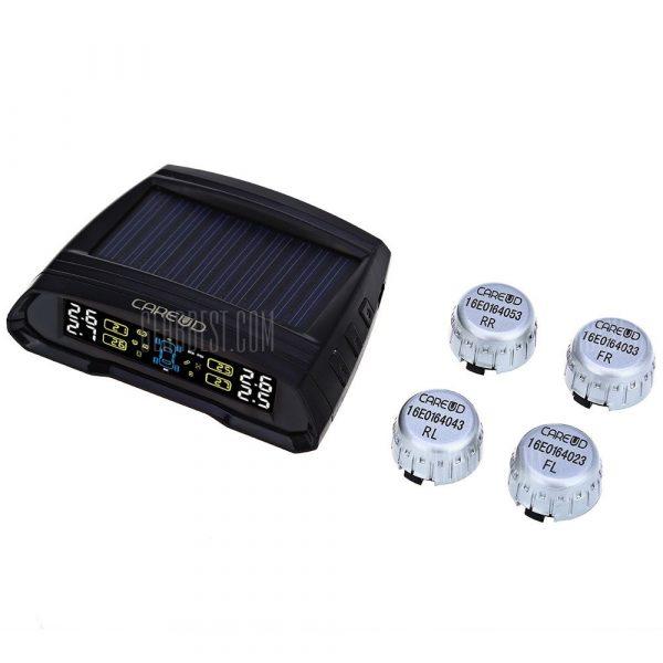 T802 Sensor Externo de Energia Solar de Monitor de presion de neumaticos TPMS
