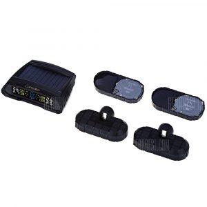 T802 Sensor interno Solar Power Monitor de presion de neumaticos TPMS