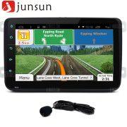 Junsun R168 Android 4.4 8 pulgadas Reproductor multimedia coche