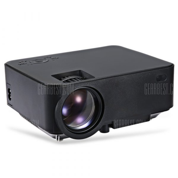 RUISHIDA M1 Mini 1500 lumenes Proyector de 800 x 480 pixeles