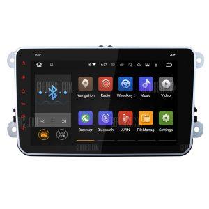 JieYou J - 9813 - 8WH coche reproductor multimedia, navegacion GPS