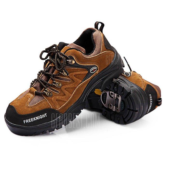 Macho de Alpinismo transpirable zapatos con suela antideslizante