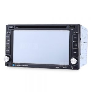 6202B Bluetooth V3.0 coche reproductor de DVD