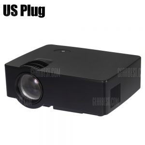E08 Proyector LCD 1500 lumens de 800 x 480 pixeles