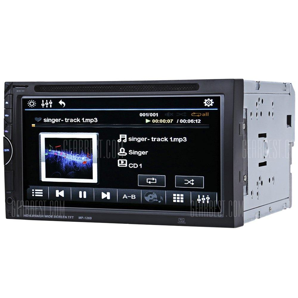 1269 Bluetooth V3.0 32GB Reproductor de DVD para el coche