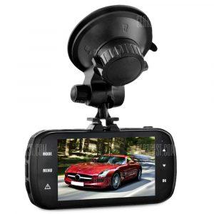 La DAB205 3,0 pulgadas de 2560 x 1440p Full HD coche DVR Grabador