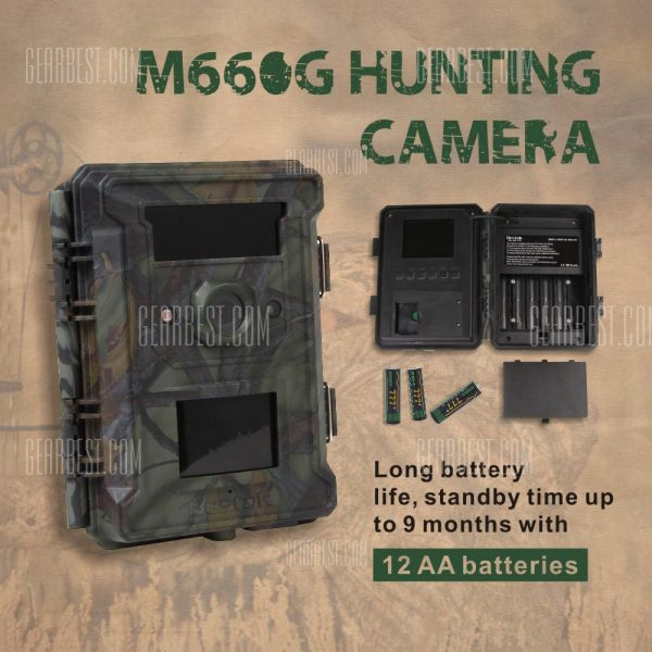 Bestok M660 - Camara de caza G