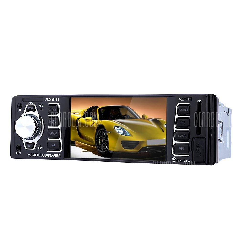 JSD - 5118 7020G 4.1 pulgadas Digital coche MP5 Player