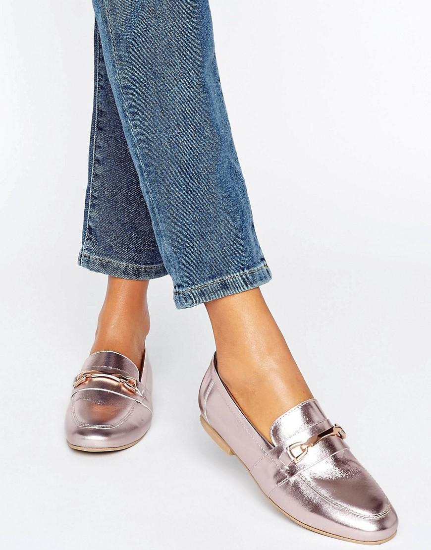Mocasines de cuero MOVEMENT en ofertas calzado