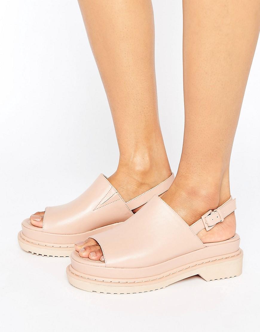 Sandalias con tira trasera gruesa FEASIBLE en ofertas calzado