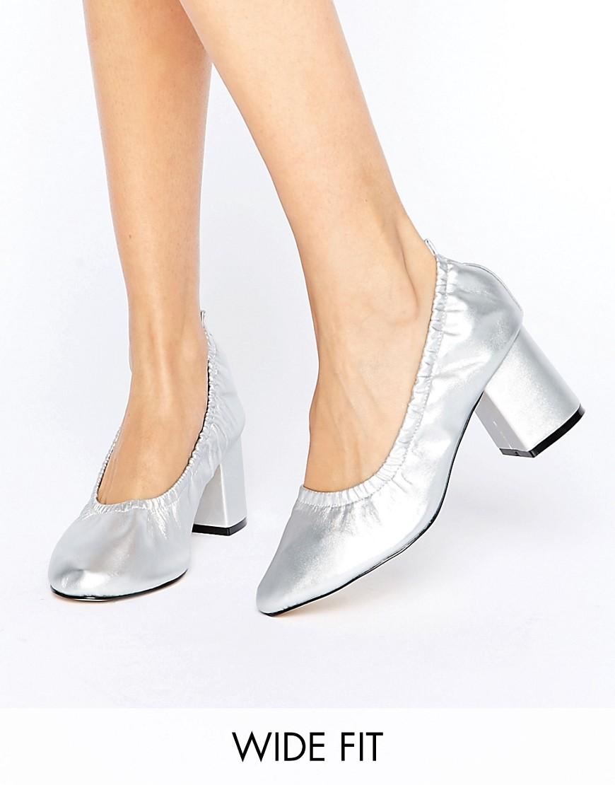 Tacones de corte ancho SIMONE en ofertas calzado