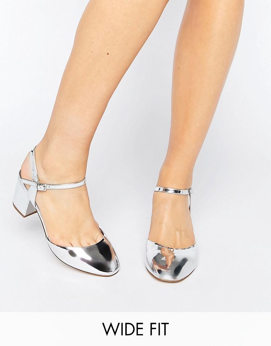 Tacones de corte ancho SKYBOUND en ofertas calzado