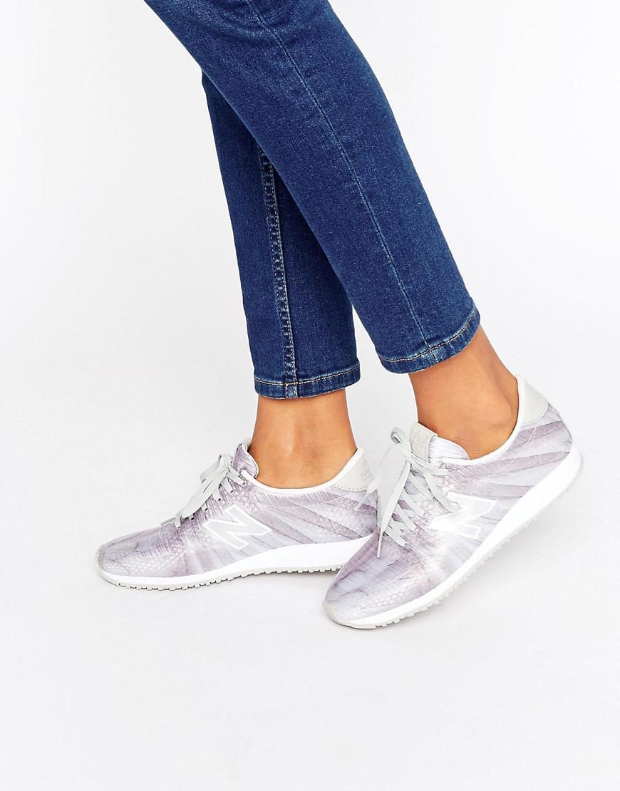Zapatillas de deporte con exterior estampado de New Balance