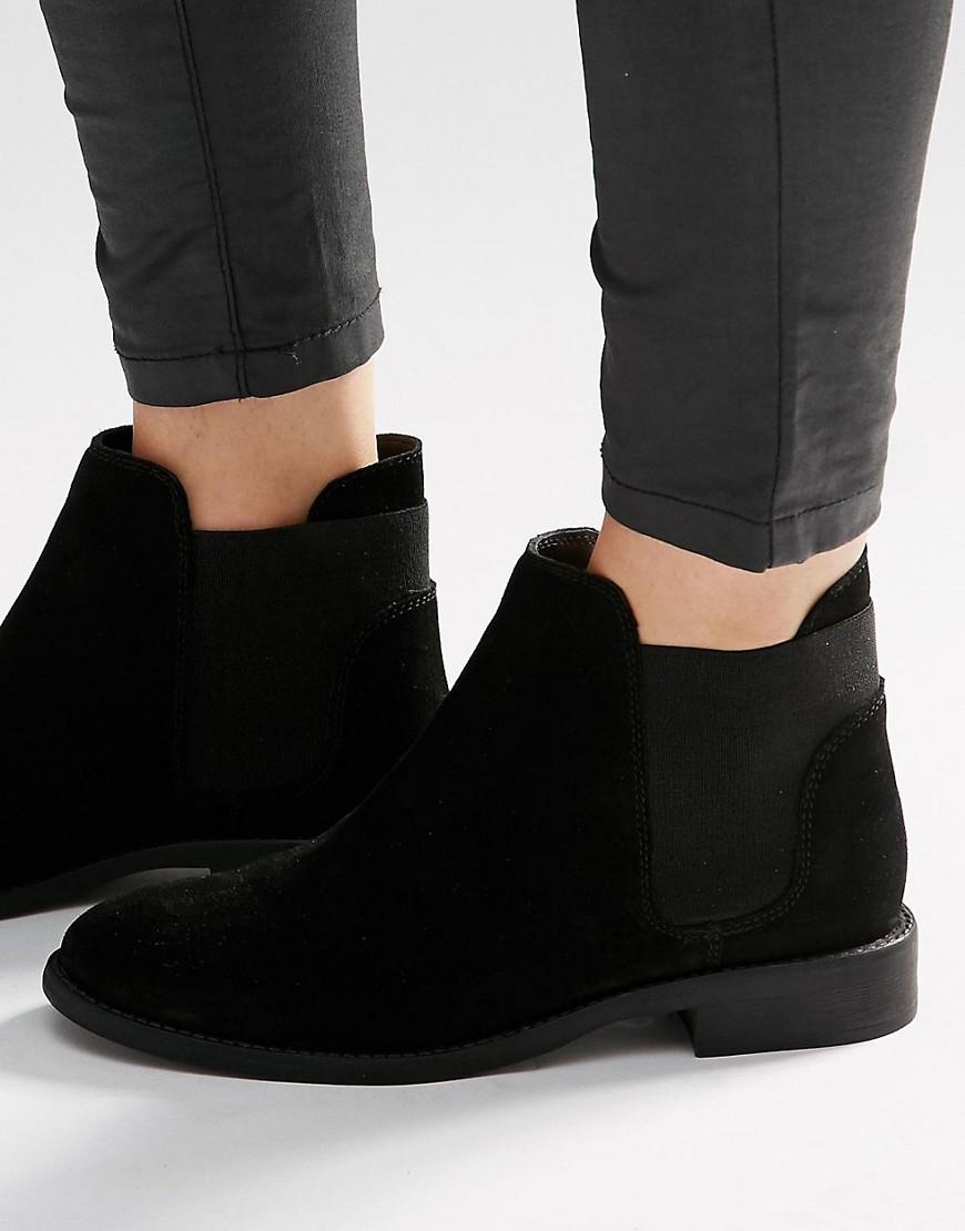 Botas Chelsea de ante AMERICAN en ofertas calzado