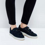 Zapatillas de deporte negras con tira Basket de Puma X Careaux