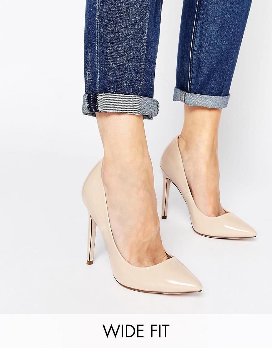 Zapatos de tacon en punta de ancho especial PLAYFUL en ofertas calzado