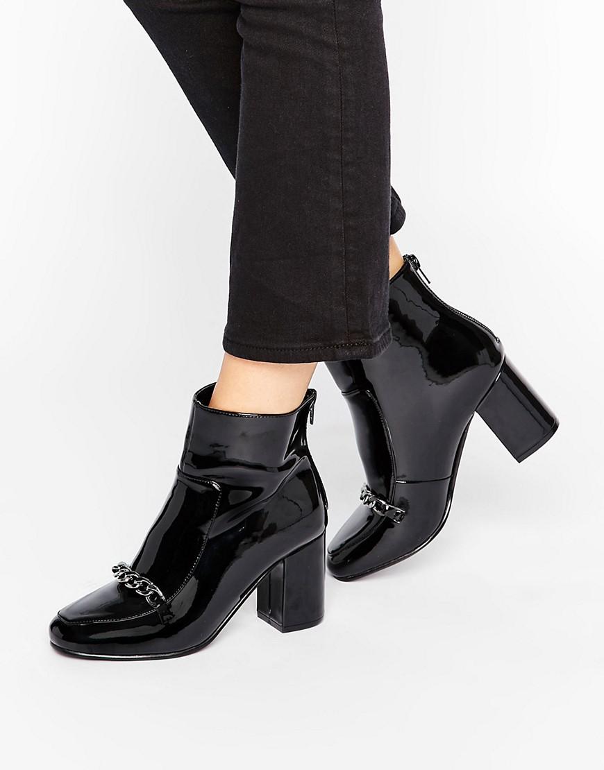 Botines con cadena RAMMA en ofertas calzado
