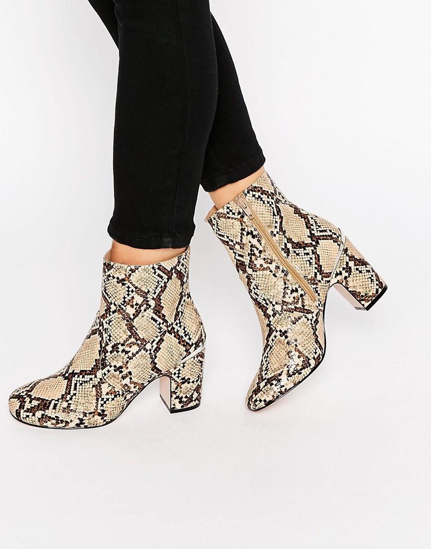 Botines con detalle metalico RAMERO en ofertas calzado