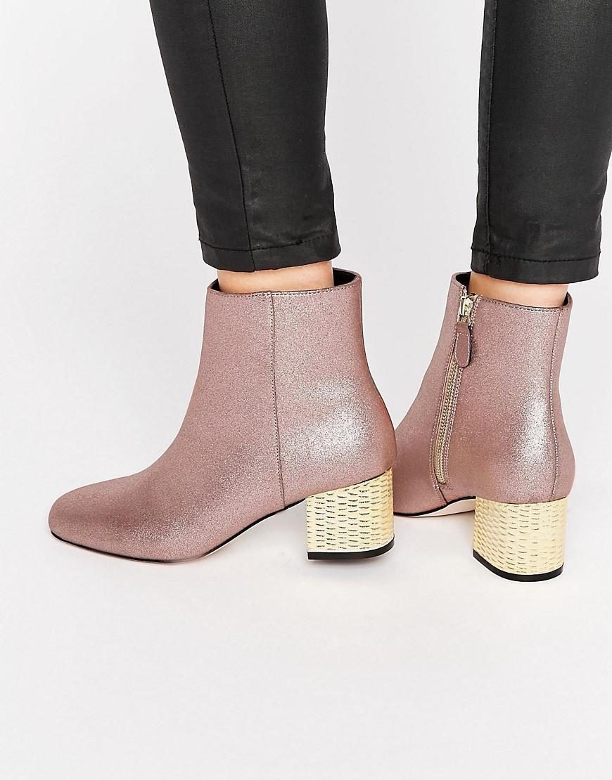 Botines de tacon RAND en ofertas calzado