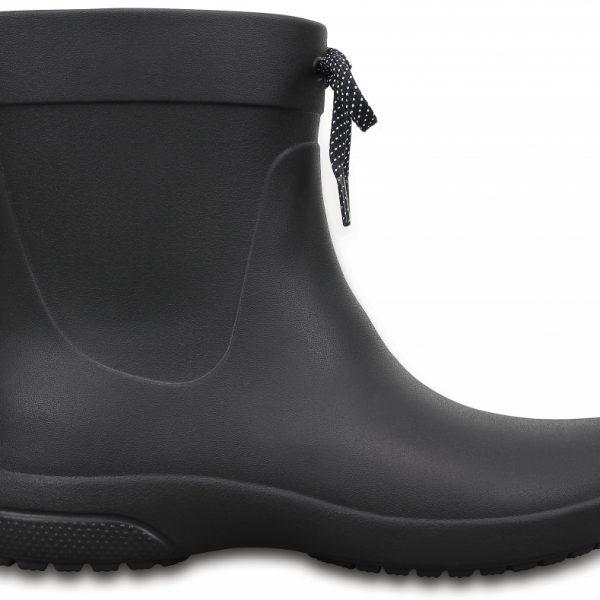 Crocs Boot Mujer Negros Crocs Freesail Shorty Rain s