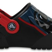 Crocs Clog para chicos Negros Crocs Fun Lab Lights Darth Vader s