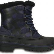 Crocs Boot Mujer Midnight AllCast II