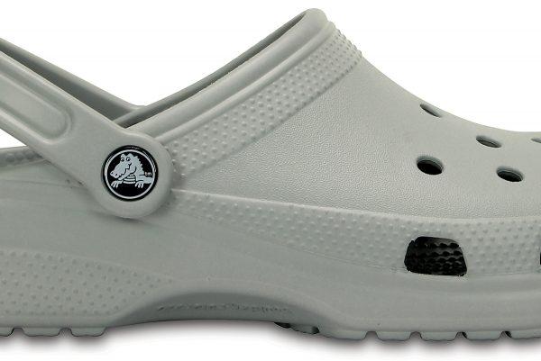 Crocs Clog Unisex Light Grey Classic