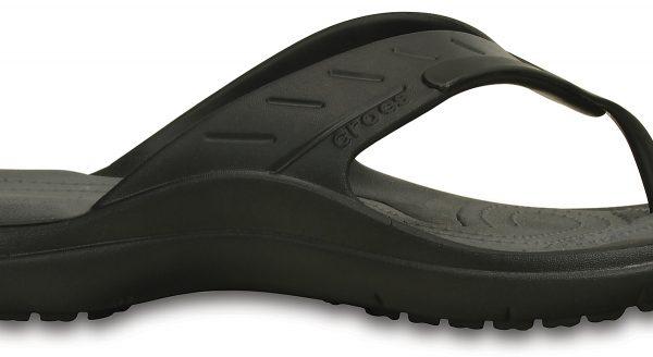 Crocs Flip Unisex Negros / Graphite MODI Sport