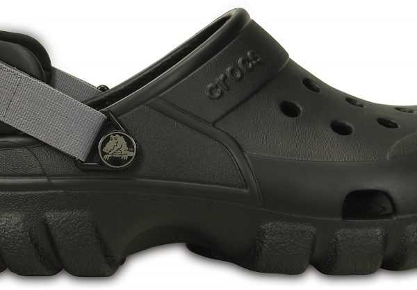 Crocs Clog Unisex Negros / Graphite Offroad Sport