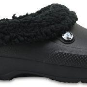 Crocs Clog Unisex Negros / Negros Classic Blitzen III