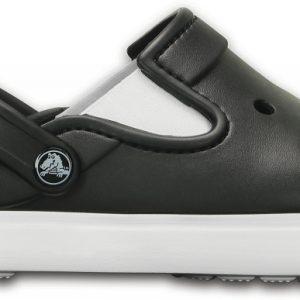 Crocs Clog Unisex Negros / Blancos CitiLane