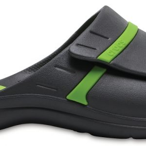 Crocs Slide Unisex Graphite / Volt Verdes MODI Sport s