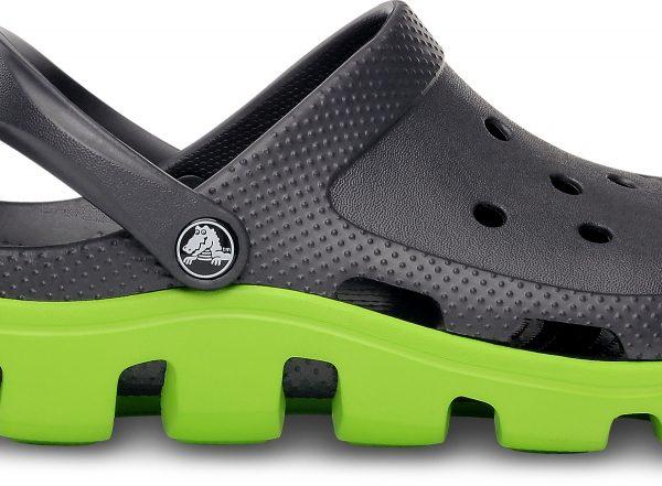 Crocs Clog Unisex Graphite / Volt Verdes Duet Sport