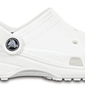 Crocs Clog Unisex Blancos Classic